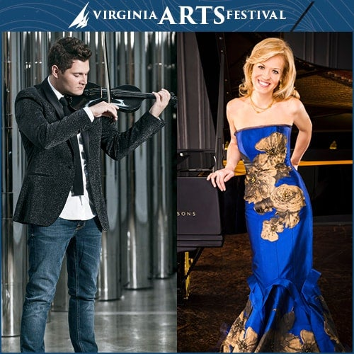 More Info for Coffee Concert: Alexandre da Costa, Violin and Olga Kern, Piano