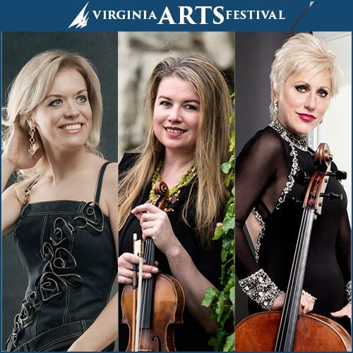 More Info for Olga Kern, Piano; Lara St. John, Violin; Amanda Forsyth, Cello, Morning Concert