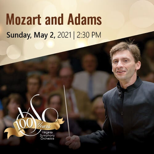 More Info for Mozart and Adams