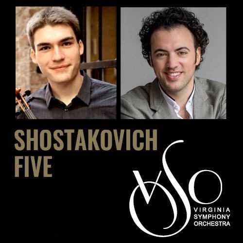 More Info for Shostakovich Five