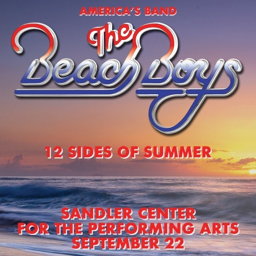 The Beach Boys Return to the Sandler Center