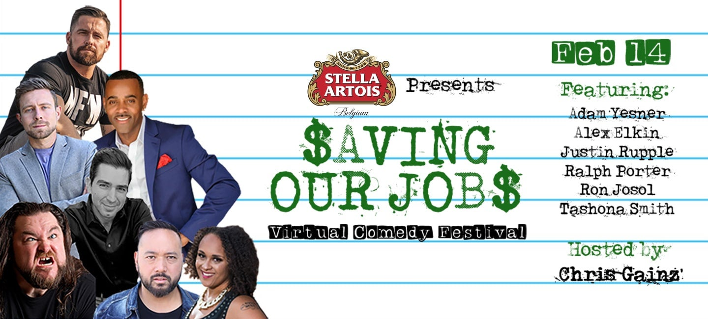 Saving Our Jobs Presented by Stella Artois
