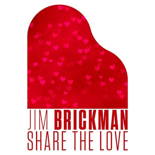 Jim Brickman Supports the Arts with Share the Love Live! Virtually