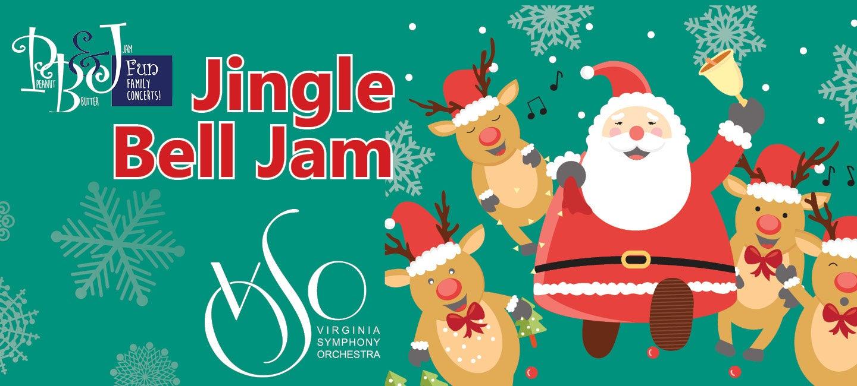Jingle Bell Jam! (PBJ Series)