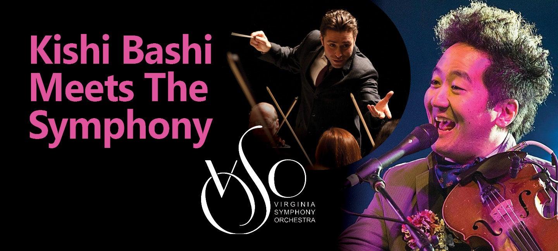 Kishi Bashi Meets The Symphony