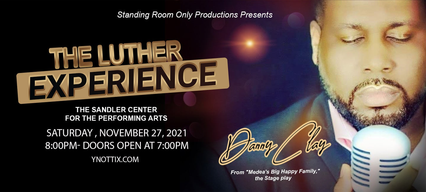 The Luther Experience feat. Danny Clay