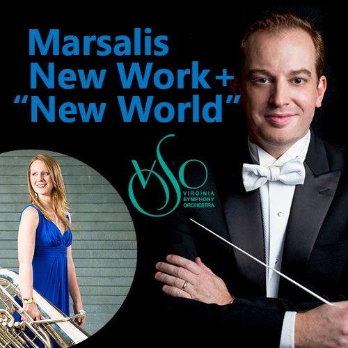 "More Info for Marsalis New Work + ""New World"""
