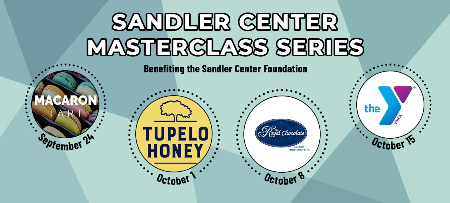 Sandler Center Masterclass Series