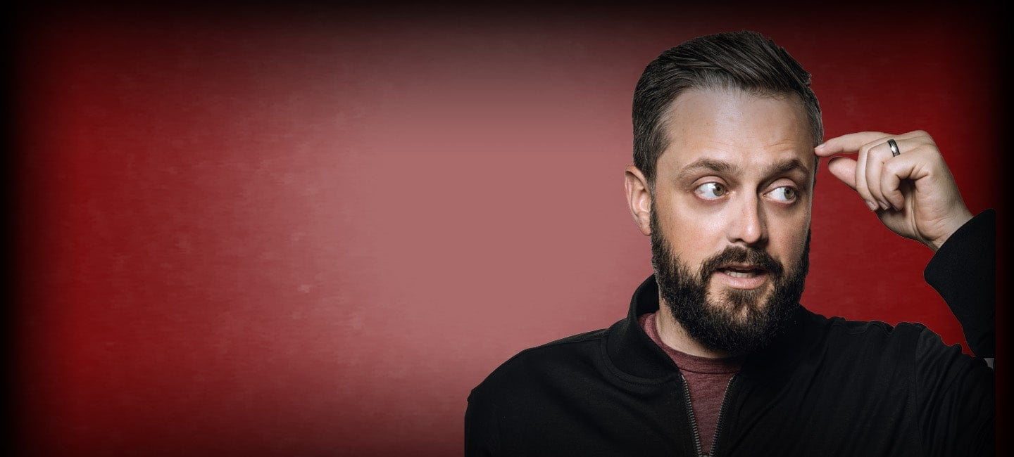 Nate Bargatze - Cancelled