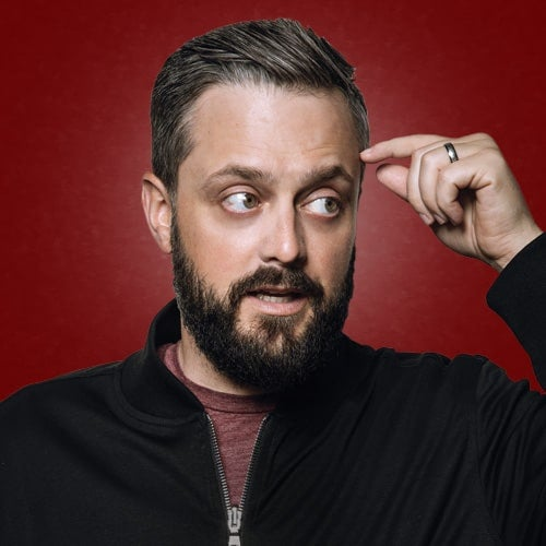 More Info for Nate Bargatze - Postponed
