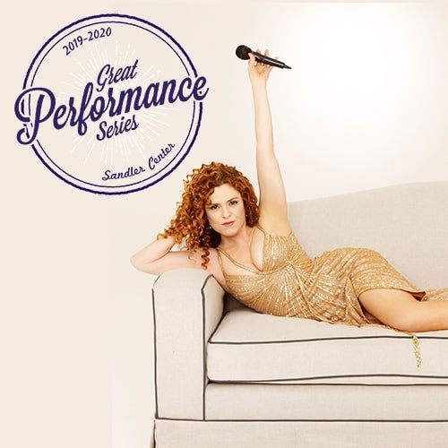 Legendary Broadway-Star, Bernadette Peters, Showcasing her Talents in Virginia Beach for One Night Only!