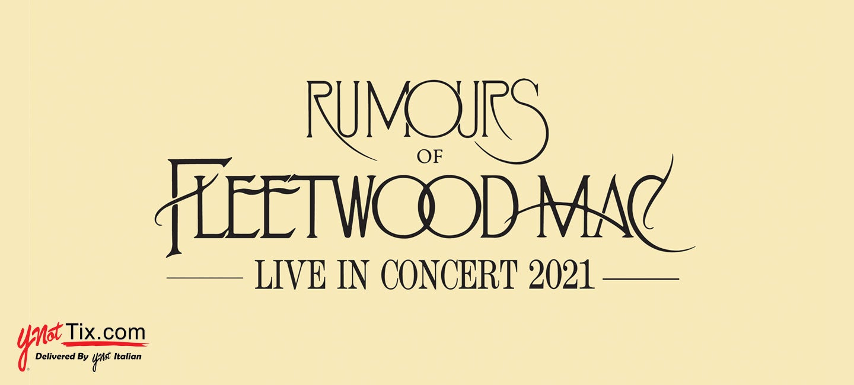 Postponed: Rumours of Fleetwood Mac