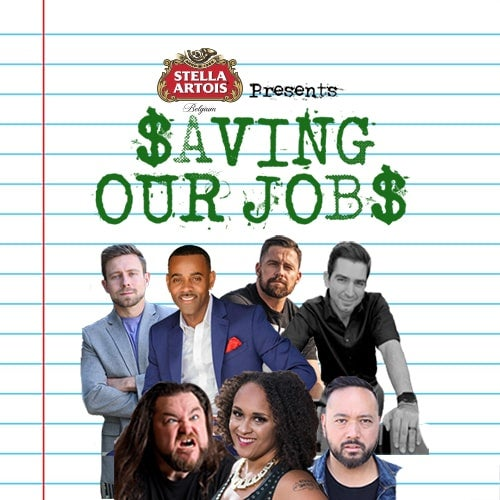 More Info for Saving Our Jobs Presented by Stella Artois