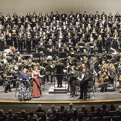 Symphonicity Orchestra and Chorus