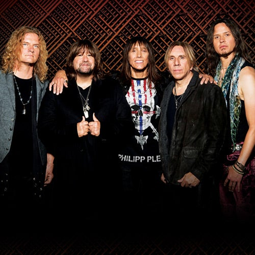 Electric Rock Band, Tesla, to Perform at the Sandler Center
