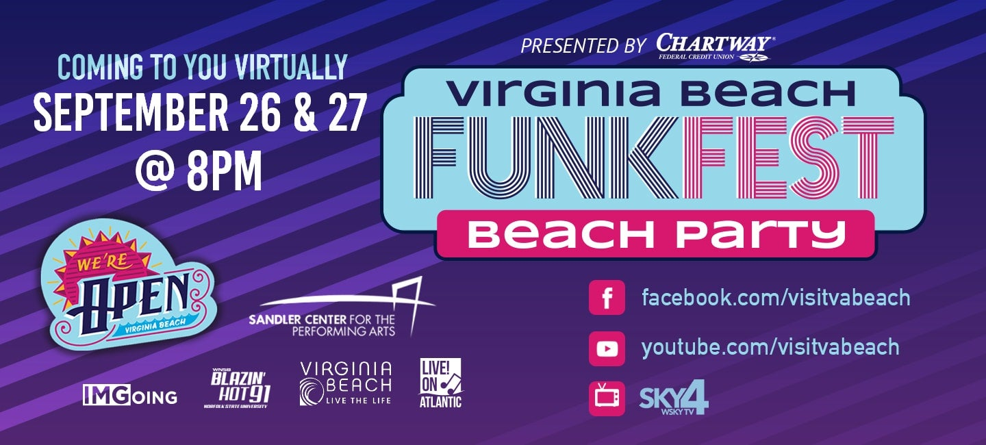 Virginia Beach FunkFest Beach Party