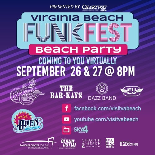 More Info for Virginia Beach FunkFest Beach Party