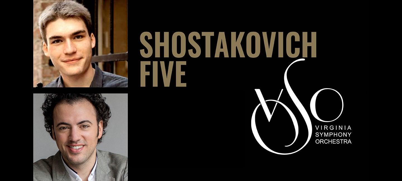 Shostakovich Five - Cancelled