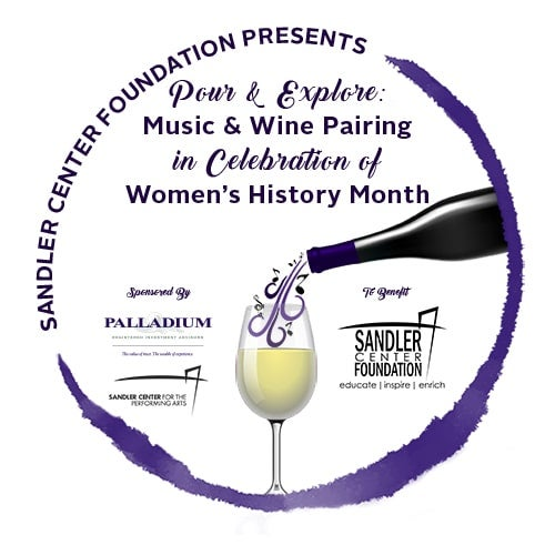 More Info for Sandler Center Foundation Presents: Pour & Explore