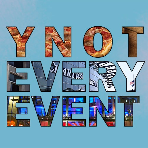More Info for Ynot Every Event Sweepstakes