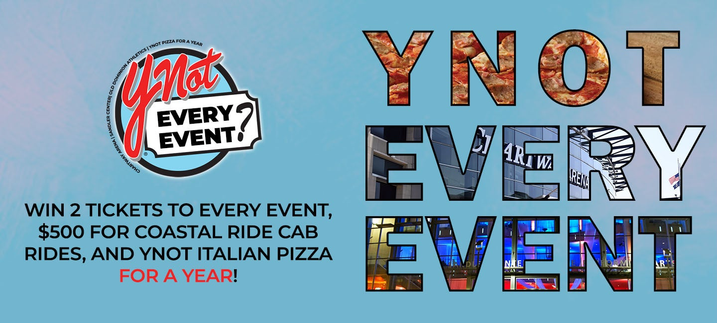 Ynot Every Event Sweepstakes