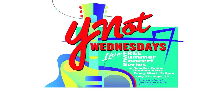 Ynot Wednesday featuring Brasswind